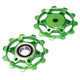 NC-17 Shimano / Sram Jockey Wheels set 11 teeth green